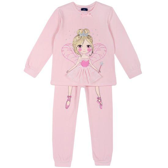 Пижама Chicco Young ballerina, арт. 090.31350.011, цвет Розовый