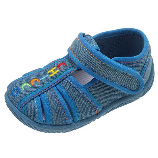 Тапочки Chicco TULLIO 19 blue, арт. 012.57428.860, цвет Синий