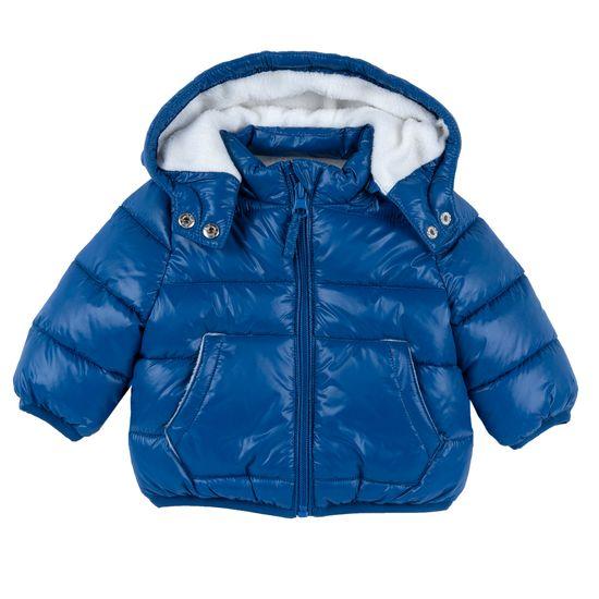 Куртка Chicco Happy smiles, арт. 090.87621.025, цвет Голубой