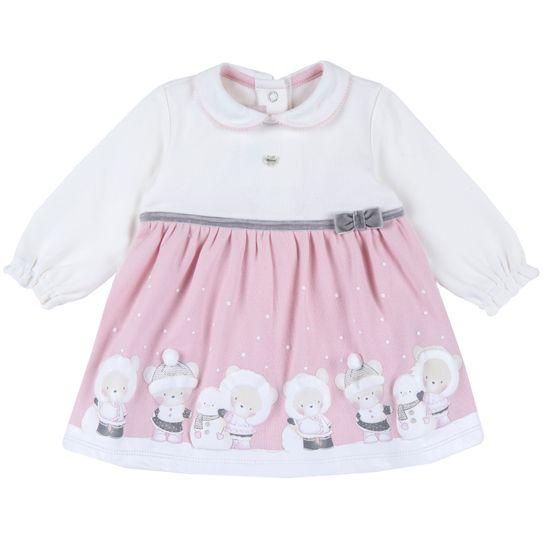 Платье Chicco Judy, арт. 090.37720.010, цвет Розовый