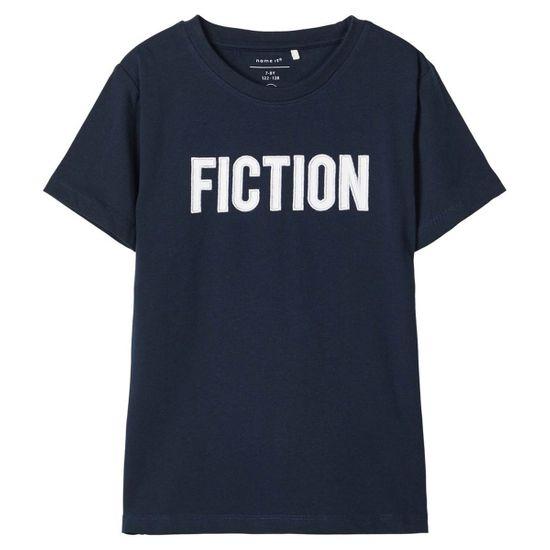 Футболка Name it Fiction, арт. 201.13174268.DSAP, цвет Синий