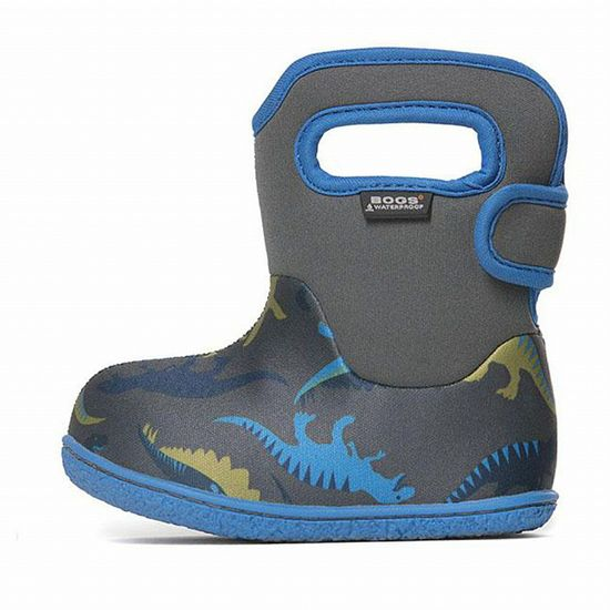 Сапоги Bogs Dinosaurs, арт. 72165I, цвет Синий