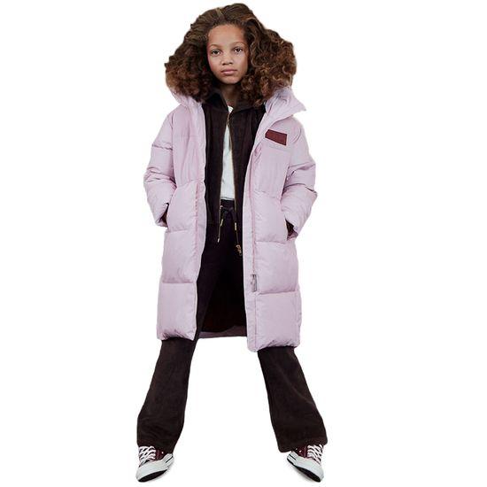 Пальто Molo Harper Blue Pink, арт. 5W21M311.8333, цвет Розовый