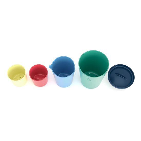 Игрушечный набор для ванной Stokke Flexi Bath (4 шт), арт. 505801