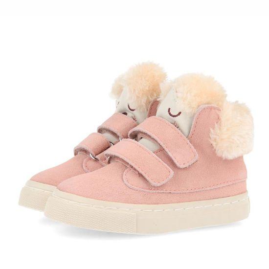 Ботинки Gioseppo Semois, арт. 60392.Pink, цвет Розовый