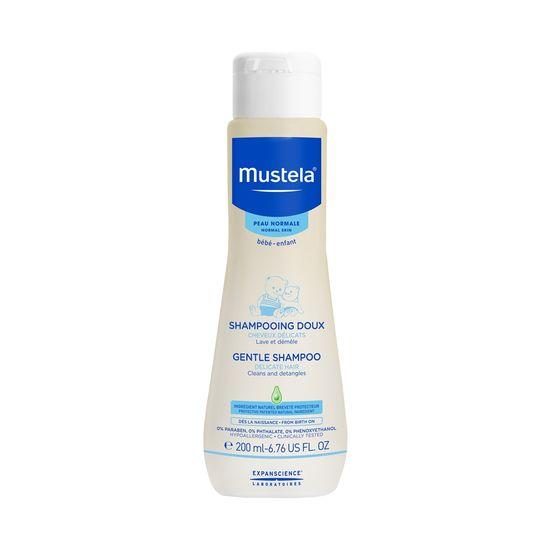 Смягчающий шампунь для волос Mustela, 200 мл, арт. 8703069