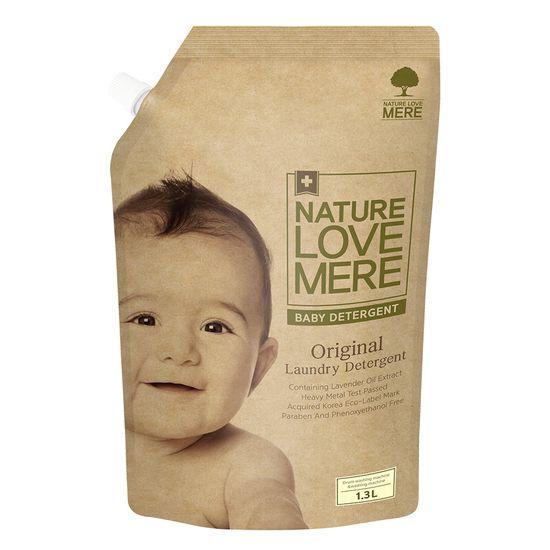 Органический гель для стирки Nature Love Mere, 1,3 л, арт. 8809402090839