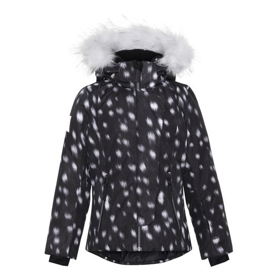 Термокуртка горнолыжная Molo Pearson Black Fawn, арт. 5W21M308.6350, цвет Черный