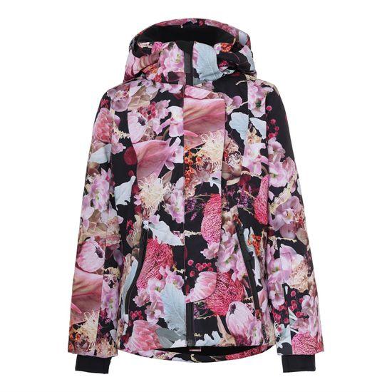 Термокуртка горнолыжная Molo Pearson Bouquet, арт. 5W20M311.6133, цвет Розовый