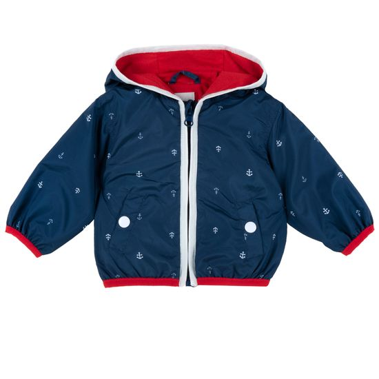 Куртка Chicco Brave sailor, арт. 090.87550.086, цвет Синий