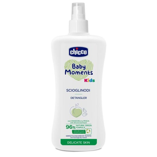 Спрей для легкого расчесывания волос Chicco Baby Moments Kids, 200 мл, арт. 10250.00