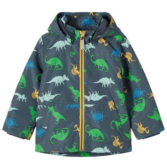 Куртка Name it Dinosaurs , арт. 211.13188280.MNAV, цвет Зеленый
