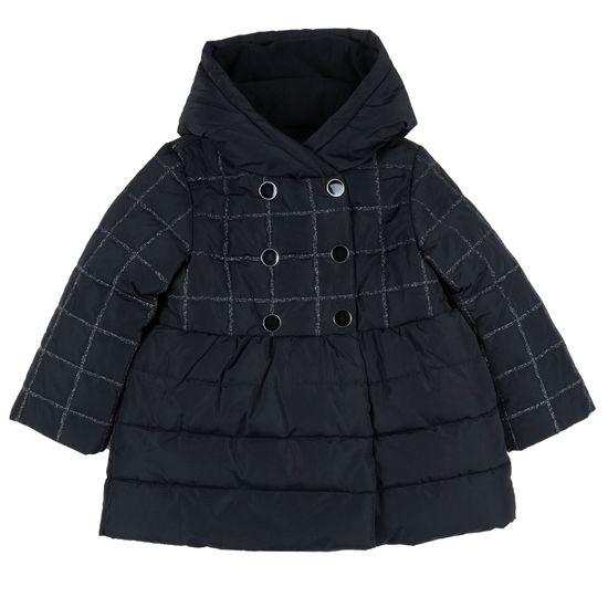 Пальто Chicco Annette, арт. 090.82395.099, цвет Черный