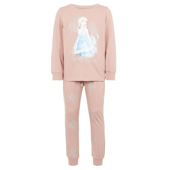 Пижама Name it Frozen, арт. 193.13171346.WOOD, цвет Розовый