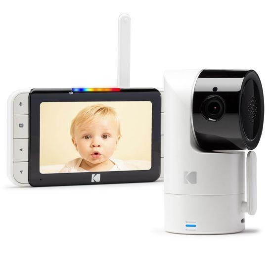 Цифровая видеоняня Kodak HD Wi-Fi (C525), арт. C525000C525