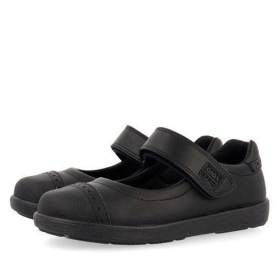 Туфли Gioseppo Deltana black, арт. 213.56156.Blac, цвет Черный