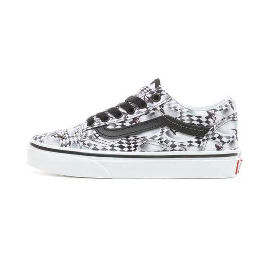 Кеды Vans (Molo) Skate Check, арт. VA38HBVIR, цвет Белый