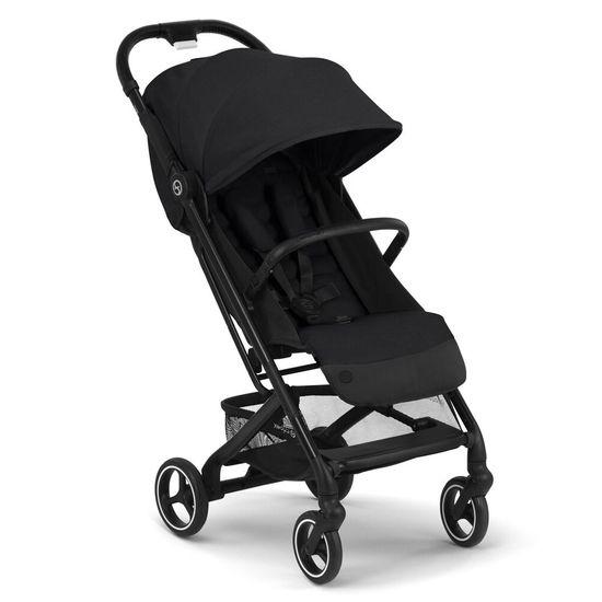 Прогулочная коляска Cybex Beezy, арт. 5210006, цвет Черный