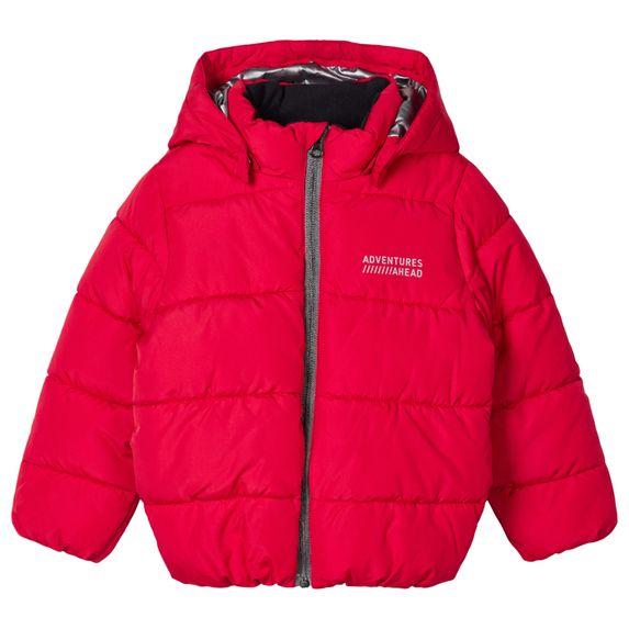 Куртка Name it Puffer, арт. 203.13178614.TRED, цвет Красный