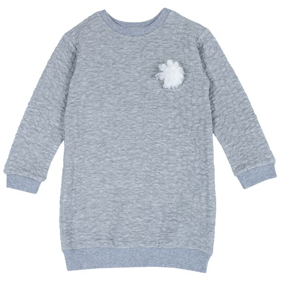 Платье Chicco Enjoy today, арт. 090.03573.091, цвет Серый