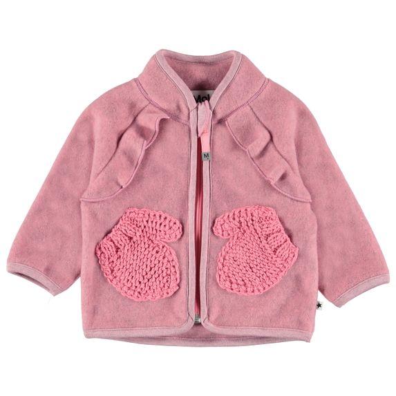 Кардиган Molo Uli Bubble Pink, арт. 5W19L207.8000, цвет Розовый
