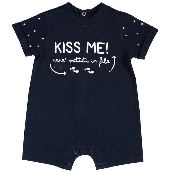 Полукомбинезон Chicco Kiss Me, арт. 090.50820.086, цвет Синий