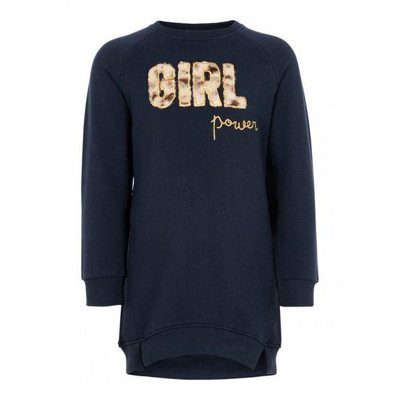Туника Name it Girl power, арт. 193.13166896.DSAP, цвет Синий