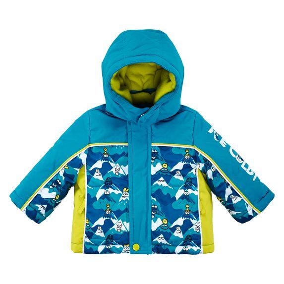 Термокуртка Chicco Brave boy, арт. 090.87238, цвет Голубой