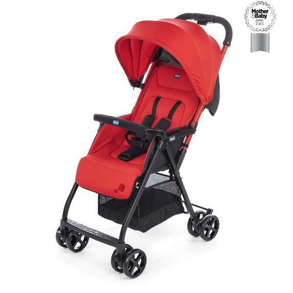 Прогулочная коляска Chicco Ohlala 2, арт. 79472, цвет Красный