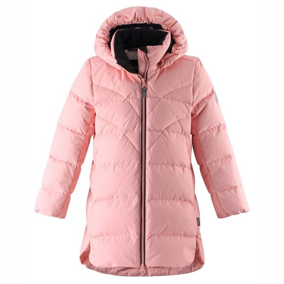 Куртка-пуховик Reima Ahde Pink, арт. 531424-3040, цвет Розовый