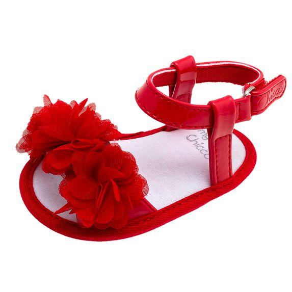 Пинетки Chicco Osiria red, арт. 010.63112.700, цвет Красный