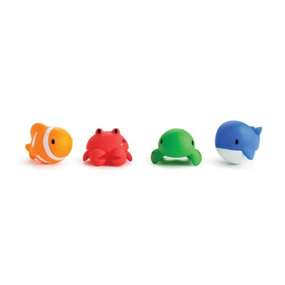 """Набор для ванной Munchkin """"Океан"""", 4 шт., арт. 01110301, цвет Разноцветный"""