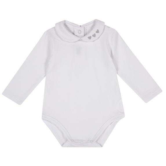 Боди Chicco Super baby, арт. 090.25438.033, цвет Белый