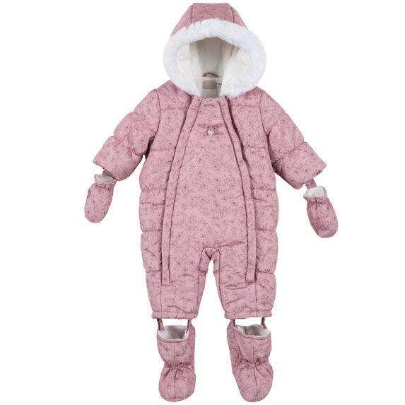 Термокомбинезон Chicco Love winter, арт. 090.29366.011, цвет Розовый