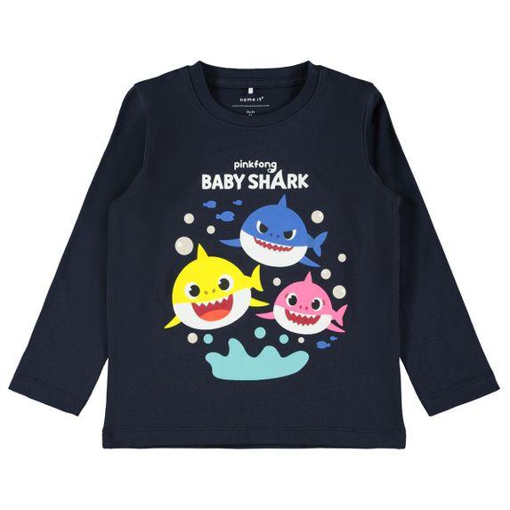 Реглан Name it Shark baby , арт. 201.13180622.DSAP, цвет Синий