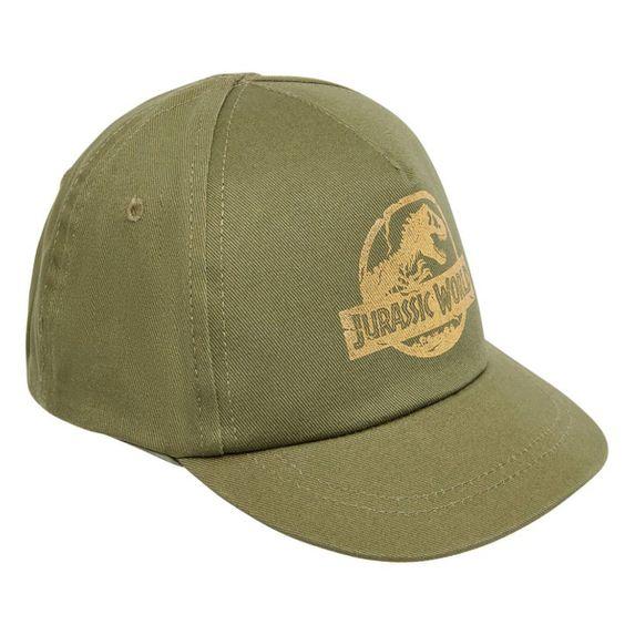 Кепка Name it Jurassic world, арт. 201.13179923.IGRE, цвет Оливковый