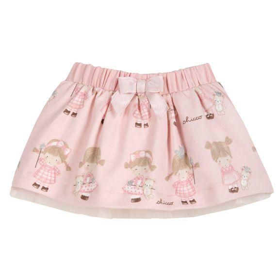 Юбка Chicco Happy fairy, арт. 090.43271.010, цвет Розовый
