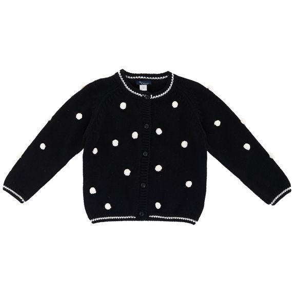 Кардиган Chicco Black & White, арт. 090.96514, цвет Черный