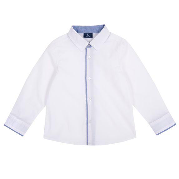 Рубашка Chicco Rescue Mission, арт. 090.54537.033, цвет Белый