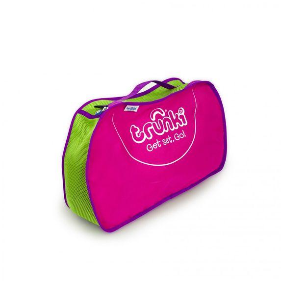 """Детская сумка для путешествий Trunki """"Pink"""", арт. 0308-GB01, цвет Розовый"""