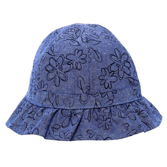 Панамка Chicco My garden, арт. 090.04505.088, цвет Синий