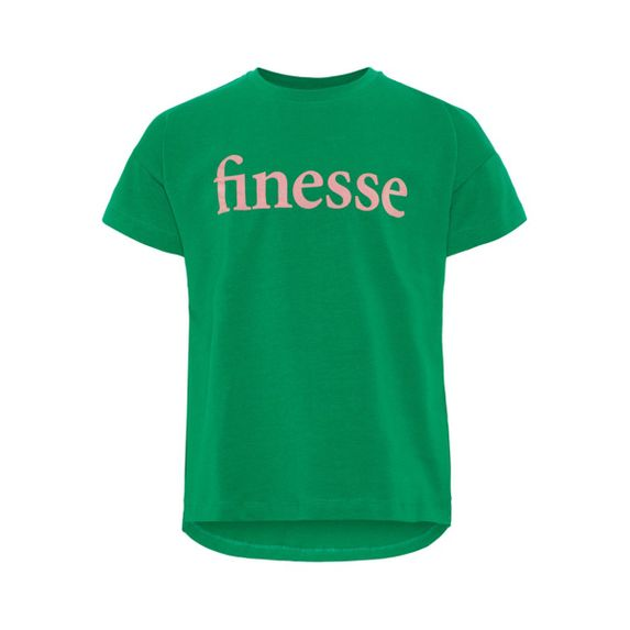 Футболка Name it Finesse (зеленая), арт. 13165126.JGRE, цвет Зеленый