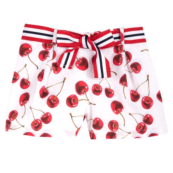 Шорты Chicco Sweet cherry, арт. 090.52891.037, цвет Красный