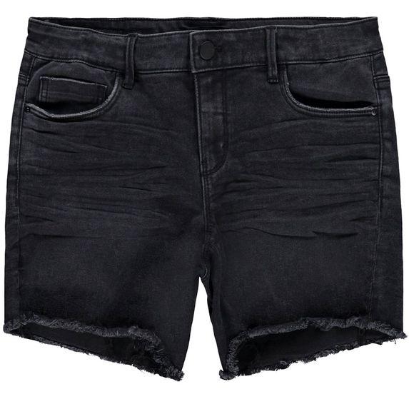 Шорты джинсовые Name it Glory, арт. 201.13173033.BDEN, цвет Черный