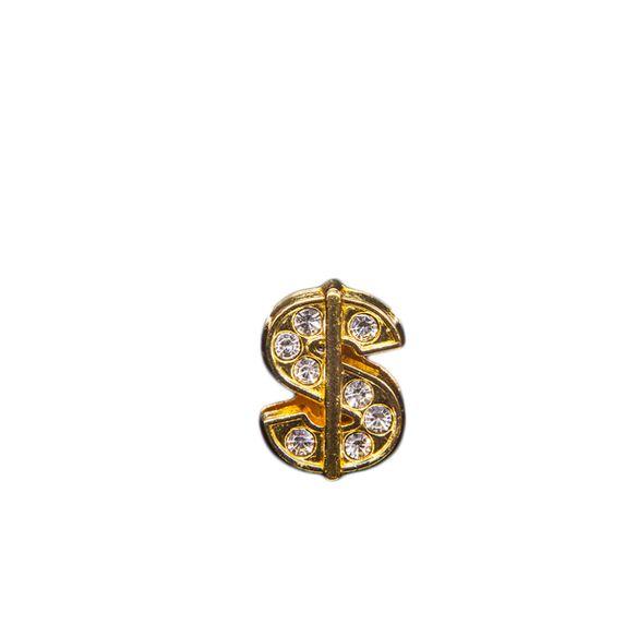 """Эмодзи Tinto """"Gold dollar"""", арт. AC2284, цвет Золотистый"""