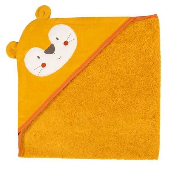 Полотенце Chicco Tiger, арт. 090.40848.042, цвет Оранжевый