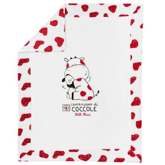 Плед Chicco Amore milk, арт. 090.05030.030, цвет Белый