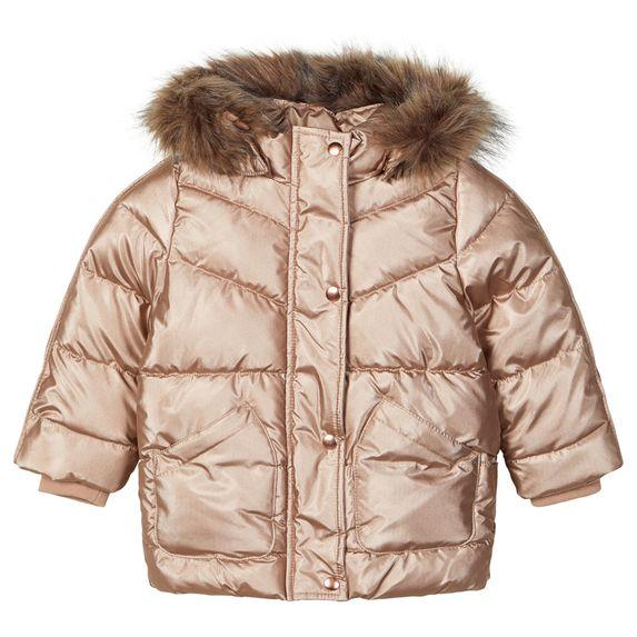 Куртка Name it Brittany, арт. 203.13178668.GCOL, цвет Бежевый