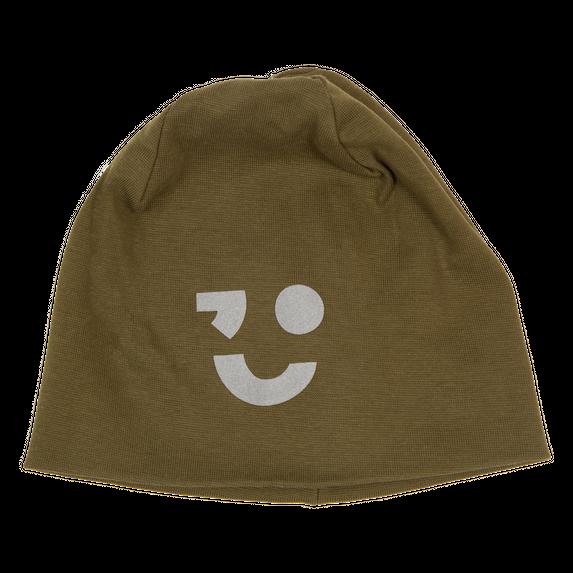 Шапка Name it Smile , арт. 201.13173550.WMOS, цвет Оливковый