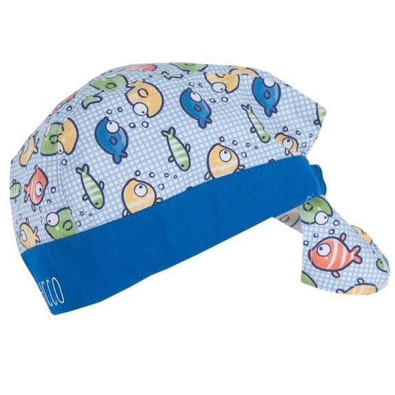 Бандана Chicco Fish, арт. 090.04428.081, цвет Синий